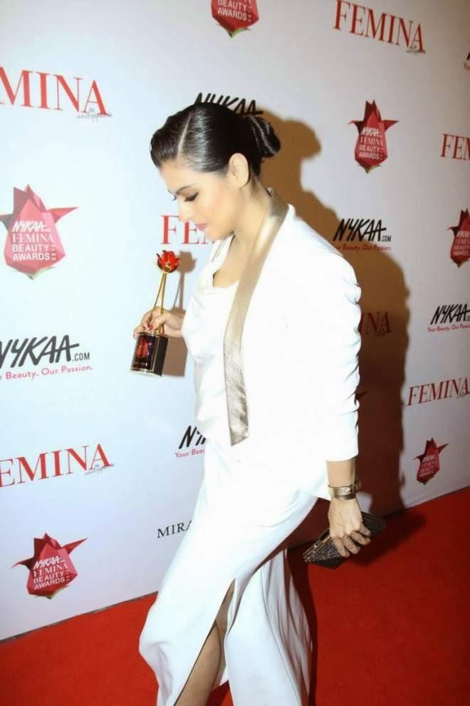 Kajol Latest Stills At Femina Beauty Awards 2015 Photos