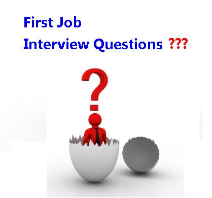 Here We Provide You Such Common Interview Questions To Help You Face Your First  Job Interview Confidently.  First Job Interview