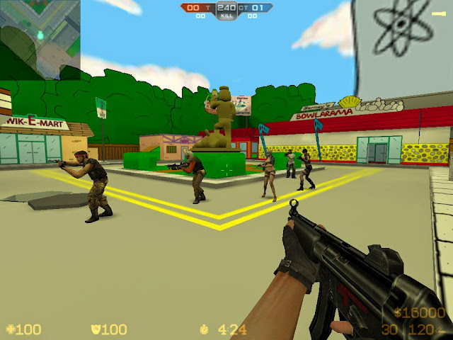 Counter Strike Extreme v7 images