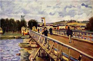 Langland Bay, Alfred Sisley