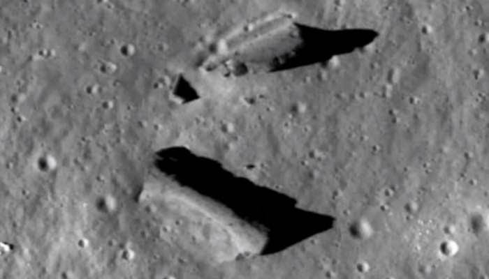 reruntuhan bangunan di bulan