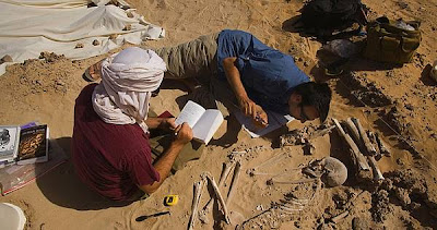 La arqueología y el arqueólogo