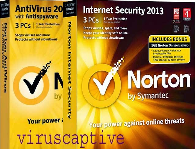 NORTON INTERNET SECURITY 2013 PRODUCT KEY