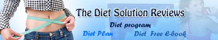 The Diet Solution Reviews And Best Diets