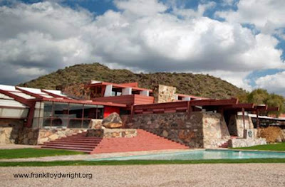 Taliesin West en Scottsdale, Arizona