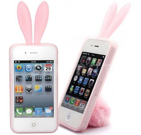 Bunny iphone 4 casings