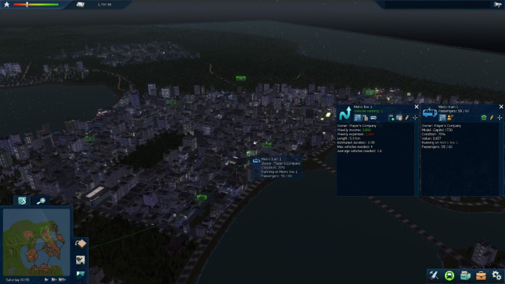 cities in motion 2 pc screenshot review01 Cities In Motion 2 MACOSX MONEY [ PC ]