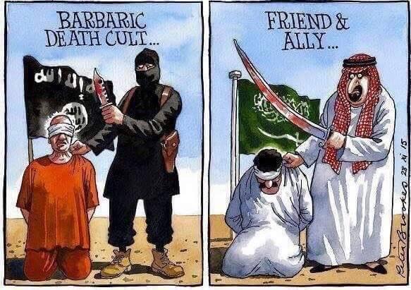 El intolerable silencio de España ante las monarquías alauí y wahabista