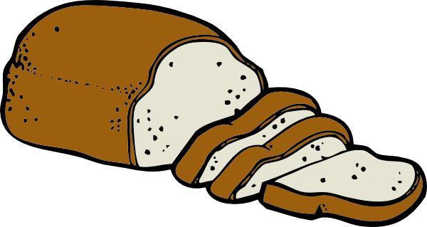 free clipart bread and Artisan Bread Recipe to make at home