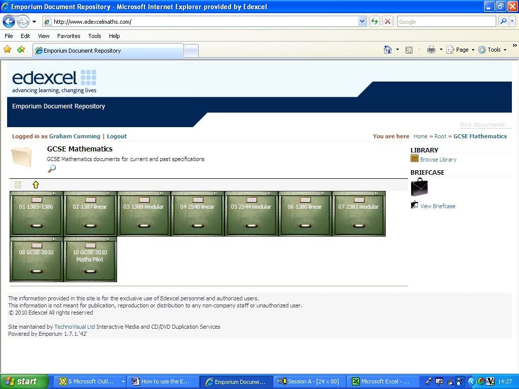 edexcel coursework specification