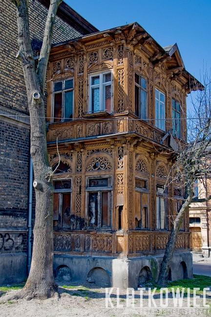 Inowrocław: drewniane łakocie