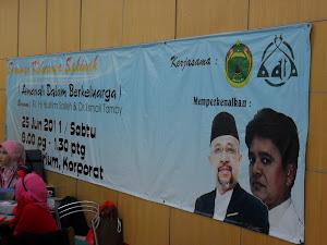 Nu-Prep 100 ' Seminar Kesihatan' 2011 PERODUA.
