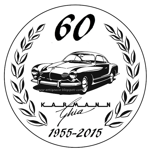 antigo e cia blog de carros antigos  karmann ghia 60 anos