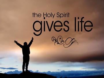 Berilah Tempat Bagi Roh Kudus di Hidupmu