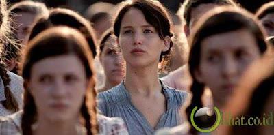 Katniss Everdeen dan keluarga
