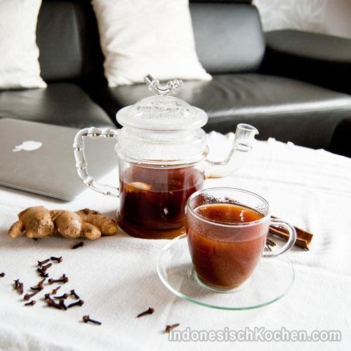 indonesische Gewürze Tee rezept