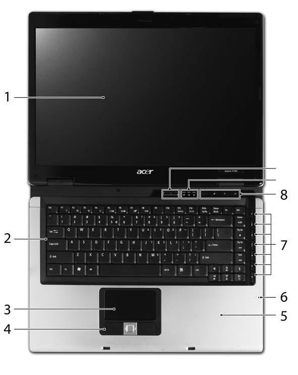 Laptop Service Manuals  Acer Aspire 5110  5100  3100