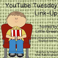 http://littlegreenteacher.blogspot.com.au/p/youtube-tuesday-linky.html