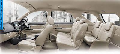 Toyota fortuner car 2012 interior - صور سيارة تويوتا فورتشنر 2012 من الداخل