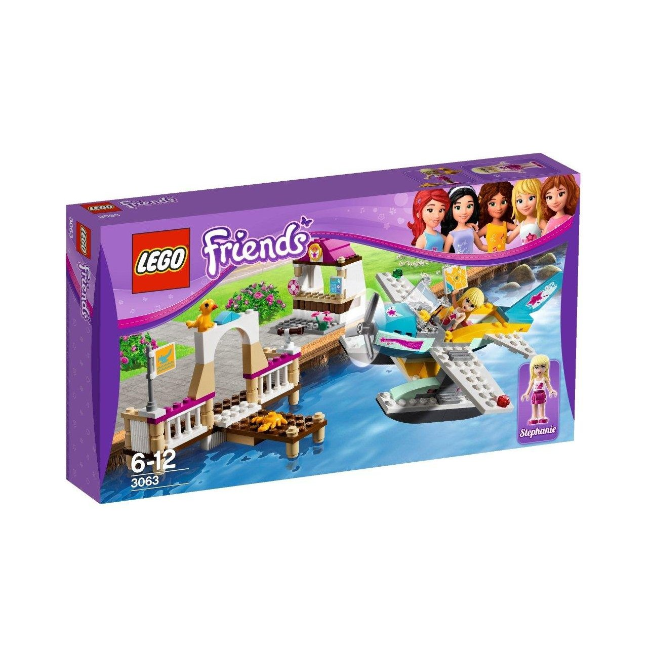 lego friends club