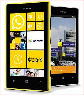 Fitur Nokia Lumia 720