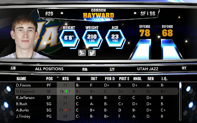 NBA 2K14 Roster Update 11-14-2013