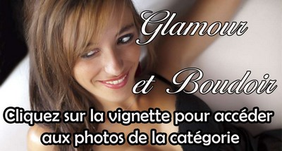 Photos Glamour et Boudoir