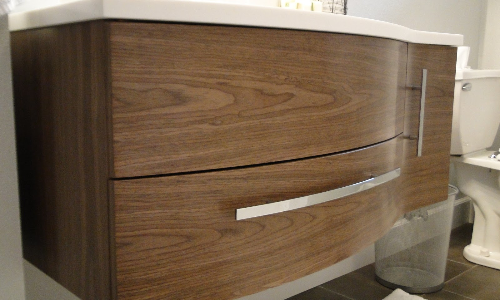 Looking back at our bathroom reno, here are some reflections on the