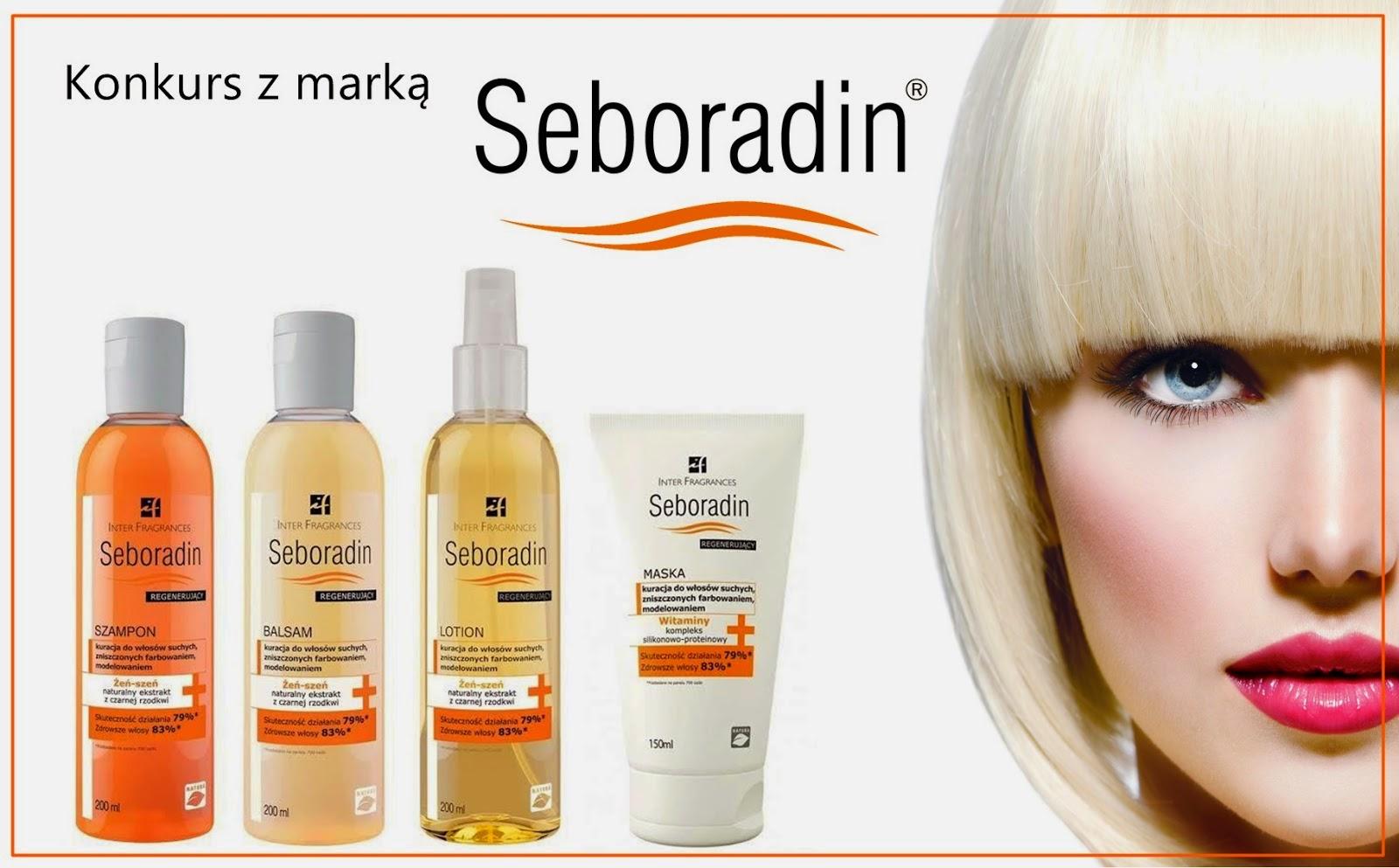 Konkurs u Ani z marką Seboradin do 15.09.