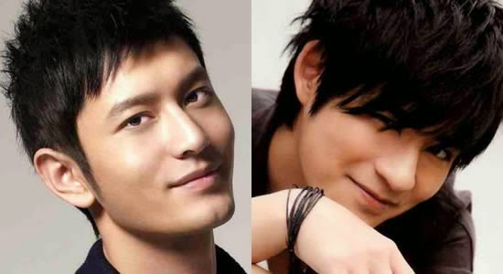 Top 10 Most Handsome Chinese Actors 2015