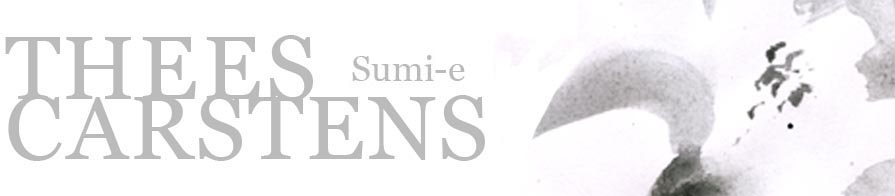 Sumi-e-Painting 水墨画
