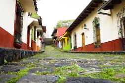 Callejones de Xalapa, rincones de leyenda