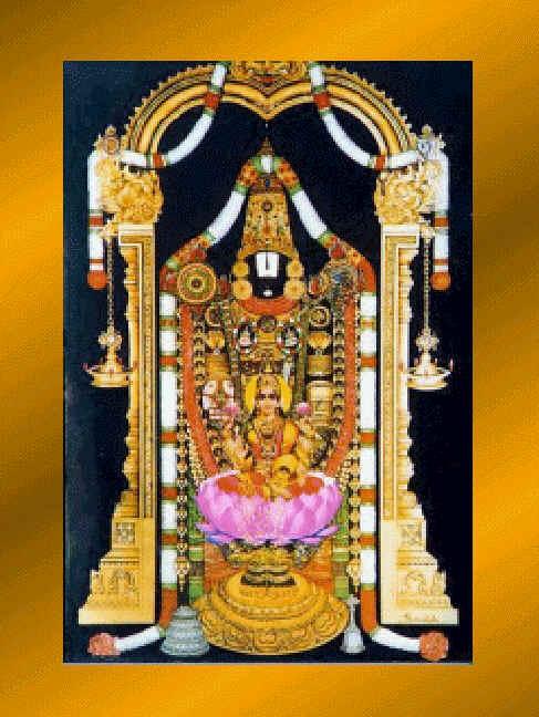 Thirupathi Venkateswara 1