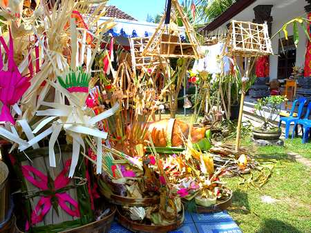 Mecaru ceremony