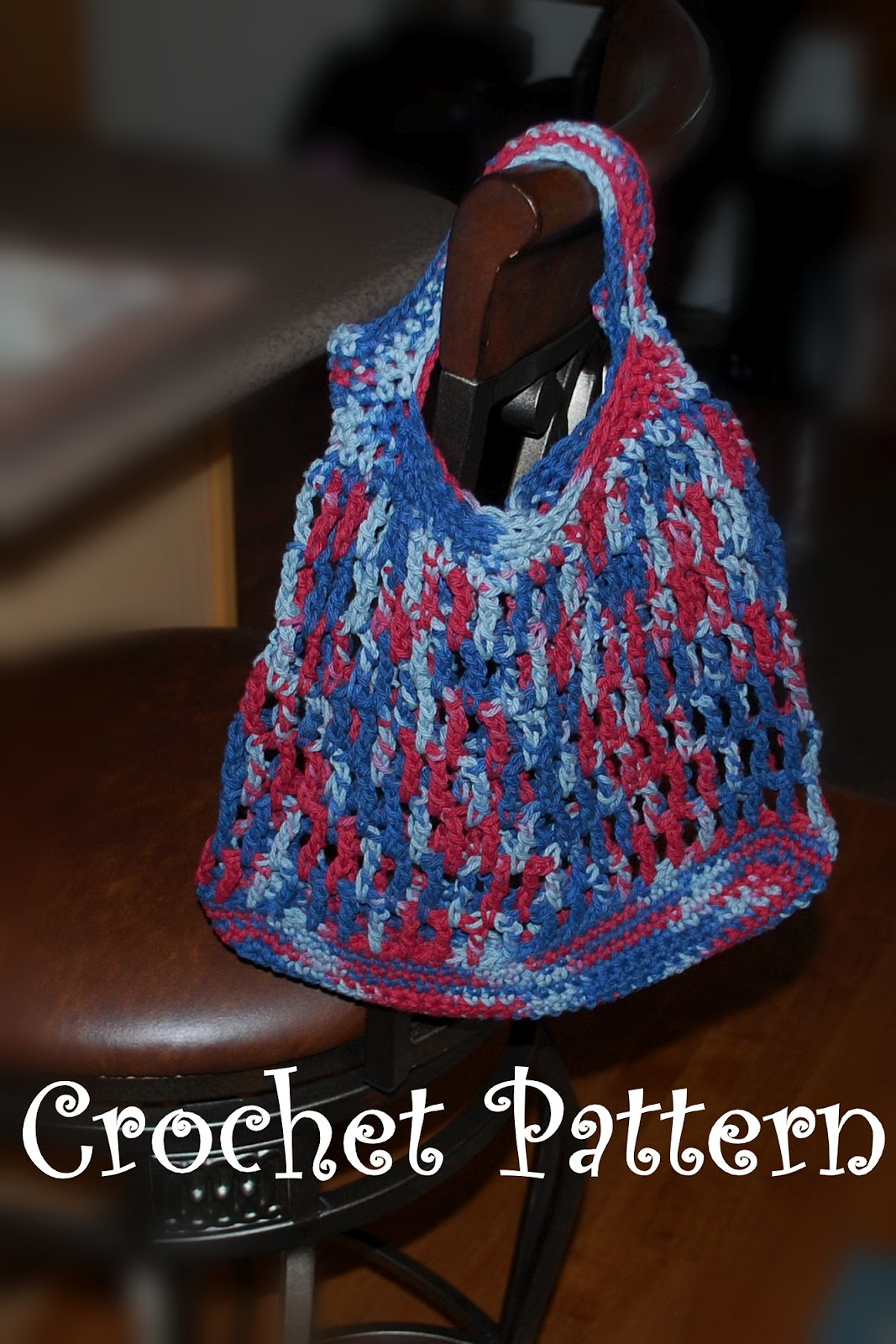 Free Crochet Patterns For Grocery Bags : Posh Pooch Designs Dog Clothes: Cotton Crochet Patterns