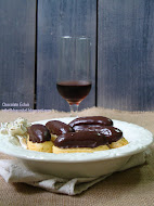 Mini Chocolate Eclair
