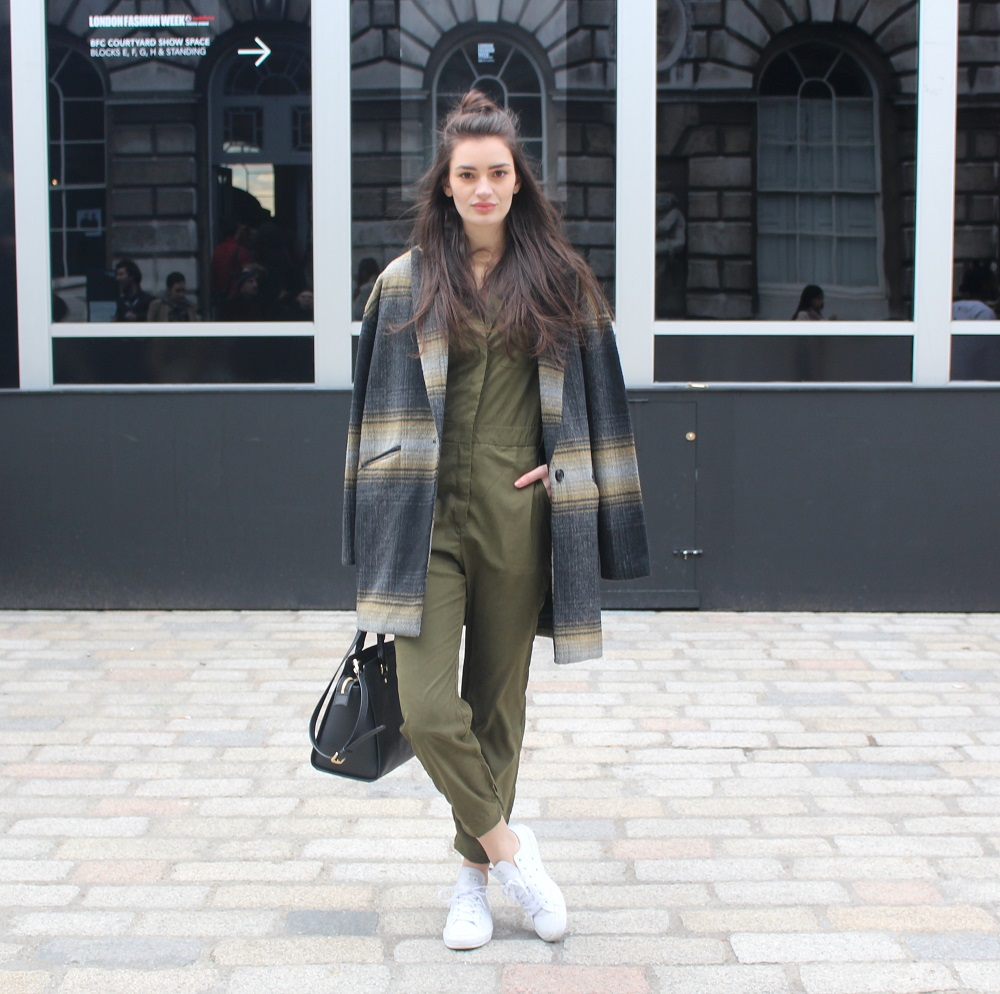 LFW Day 2 | Giving In