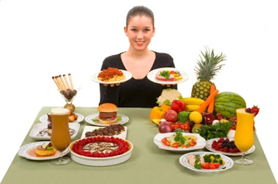 Menjaga Kesehatan Wanita dengan Makanan Sehat