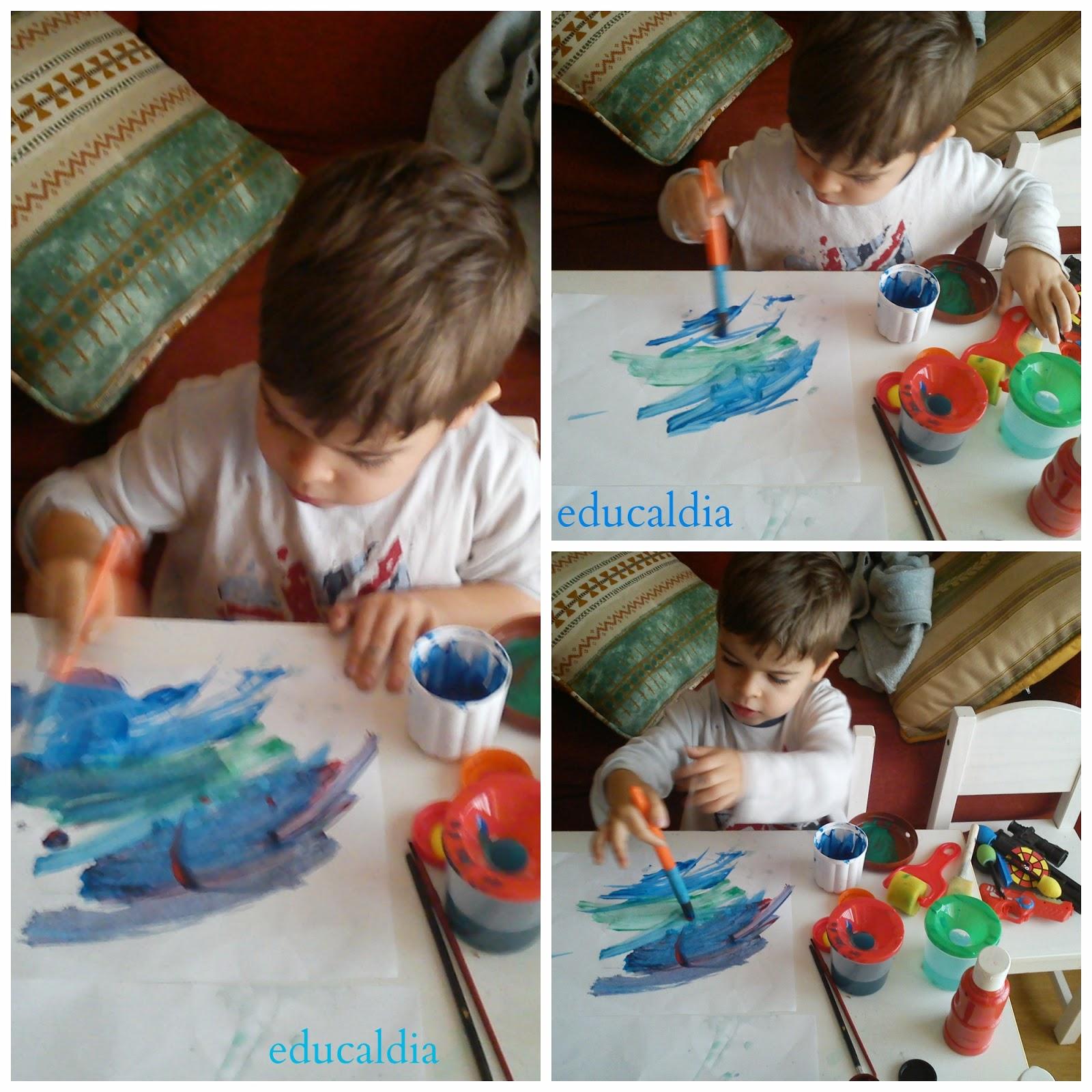 creatividad educación en familia educaldia