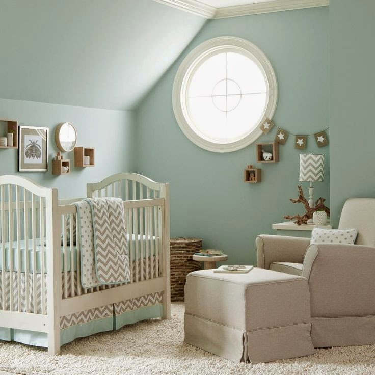 Marilyn's Closet - FASHION BLOG: Baby Room
