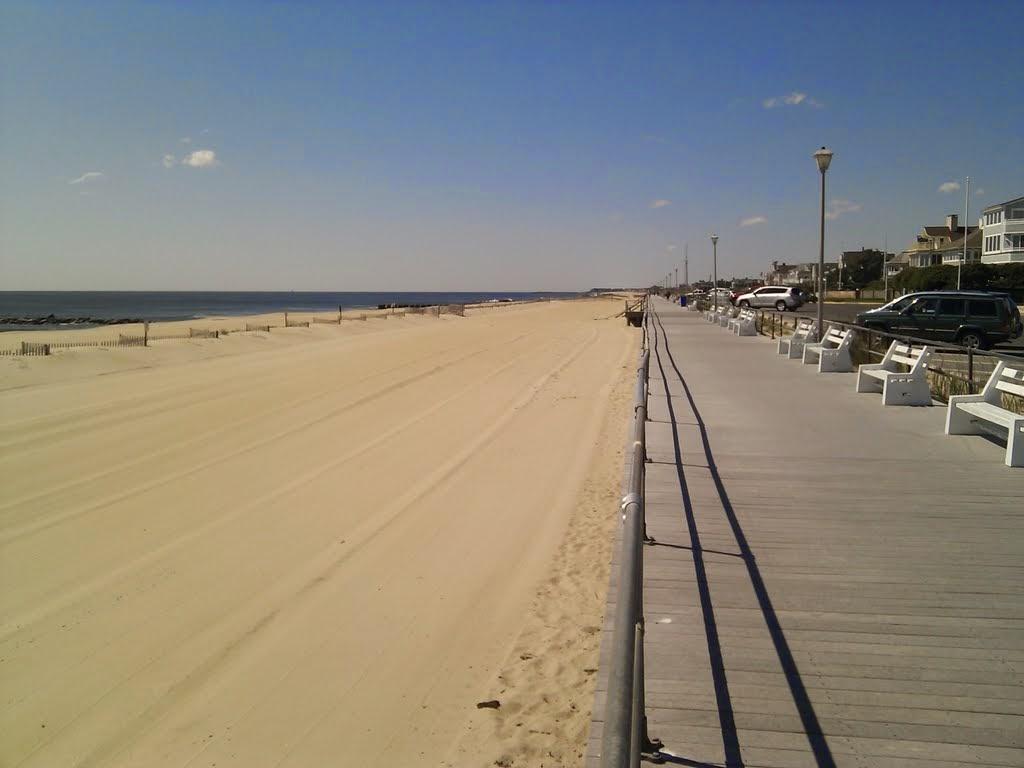 Sea Girt Beach Parking