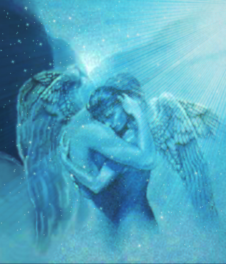 ♡ Angels of the Blue Sun ♡
