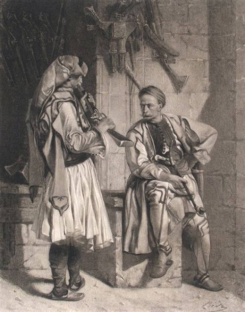 Two Albanians