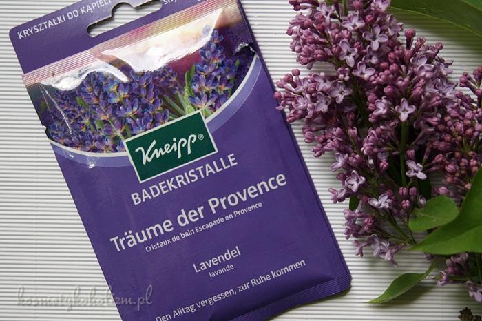 ❤ Kneipp ❤ Krysztalki do kapieli ❤ Prowansalskie sny lawendowe ❤ Radosna chwila relaksu ❤