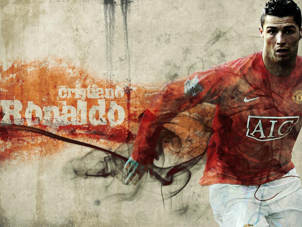 Cristiano Ronaldo  Real Madrid Striker  HD Wallpaper