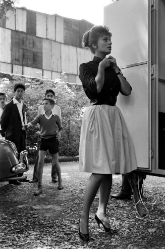 Редкие и классические портреты Софи Лорен