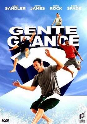 Download Gente Grande 2 BDRip Dublado (AVI e RMVB)