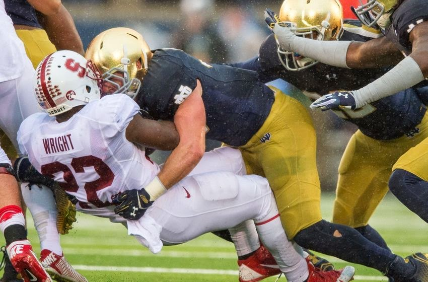 stanford notre dame 2014