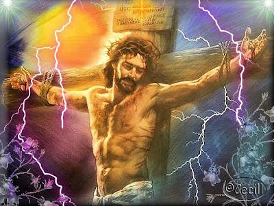 viernes santo reflexion ante cruz: