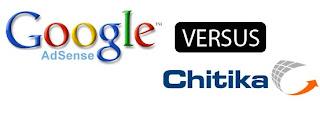 google adsense vs chitika